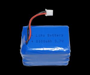 PIco LiPO Battery 8000 mAh