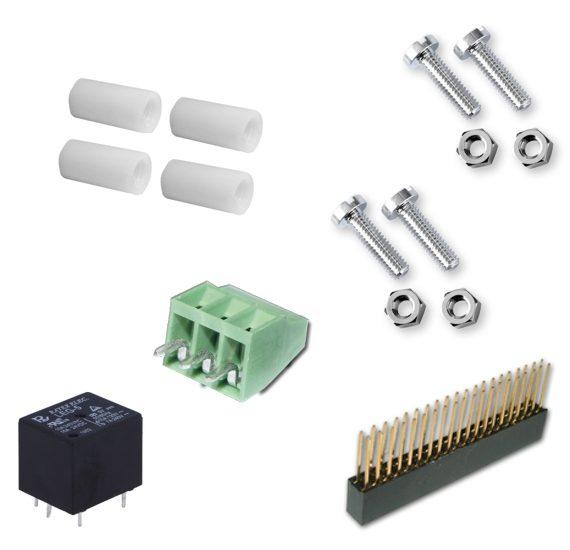 High Power Relay Kit for PiCoolFAN4